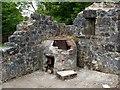 NS5477 : Mugdock Castle: Victorian boiler by Lairich Rig