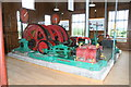 SW6638 : King Edward School of Mines - winding engine by Chris Allen