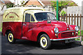 TL4903 : Morris Minor van, Epping Ongar Railway by Roger Jones