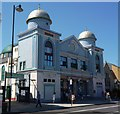 TQ3385 : Mosque, Shacklewell Lane E8 by Robin Sones