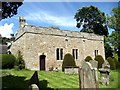 NY9967 : The Church of St Oswald & St Cuthbert, Halton by Bill Henderson