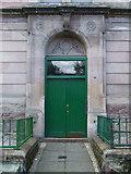 NS2776 : Doorway on Brisbane Street by Thomas Nugent
