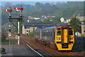 SX1059 : Lostwithiel Station by Wayland Smith