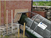 SD7909 : Hydropower Generator, Bealey's Goit by David Dixon