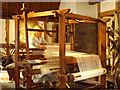 SJ8383 : Weaving at Quarry Bank Mill by David Dixon