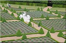 TQ1773 : Cherry Garden, Ham House by Philip Halling