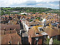 TQ9220 : Rye roof tops by Oast House Archive