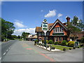 TQ3016 : Friars Oak public house, Hassocks by Stacey Harris