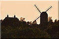 TQ2350 : Reigate Heath Windmill by Ian Capper