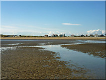 TQ9618 : Camber Sands by Robin Webster