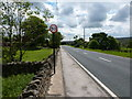 SK2487 : The A57 at Hollow Meadows by Graham Hogg