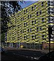 TQ3285 : Overcladding, Park View Estate, Highbury by Julian Osley
