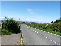 NX1896 : A714 to Girvan by Billy McCrorie
