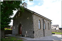 SK1368 : Former Unitarian Chapel in Flagg - erected 1838 by Neil Theasby