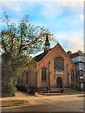 TQ8833 : Tenterden Methodist Church by Paul Gillett