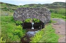 NS2374 : Bridge over the Greenock Cut, Spango by Jim Barton