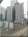 TQ3780 : DLR: West India Quay by Given Up