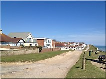 TQ4000 : The Promenade, Peacehaven by Stacey Harris