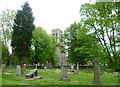 NT2372 : North Merchiston Cemetery by kim traynor