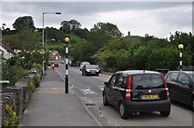 ST5038 : Glastonbury : Bere Lane A361 by Lewis Clarke