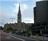 NZ2463 : St Mary's Cathedral, Newcastle upon Tyne by Russel Wills