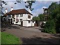 SU7990 : The Prince Albert Pub, Frieth by Bikeboy