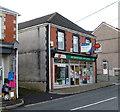 SS8592 : Nantyffyllon post office  by Jaggery