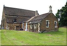 SK8608 : Oakham, Rutland (Castle) by David Hallam-Jones