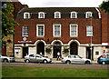 TL2313 : Former post office, Welwyn Garden City by Julian Osley