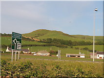 NX1896 : Byne Hill Cottages by Billy McCrorie