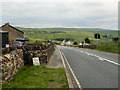 SD9611 : Huddersfield/Rochdale Road (A640) by David Dixon