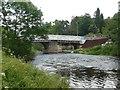 NU0501 : Work on Rothbury Bridge by Russel Wills