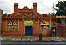TQ2772 : Sikh temple, Upper Tooting by Jim Osley