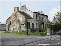 J0617 : Dilapidated farm house at the top of Church Hill by Eric Jones