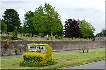SK5276 : Entering Whitwell by Neil Theasby