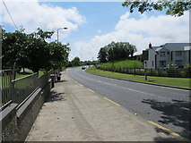 J0311 : Leaving Kilcurry on the New Road  by Eric Jones