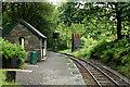 SH6504 : Dolgoch Station, Gwynedd by Peter Trimming