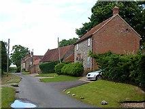 TG0135 : Northern edge of Gunthorpe by Oliver Dixon