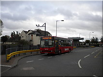 SO9596 : Laying over in Bilston bus station by Richard Vince