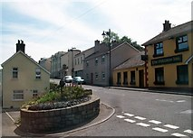 J0115 : The northern end of Main Street, Forkhill by Eric Jones