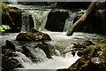 SH6806 : Nant Gwernol Waterfall, Gwynedd by Peter Trimming