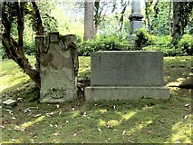 NS2676 : The Scott family burial ground by Lairich Rig