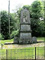 NS2676 : Highland Mary Monument by Lairich Rig