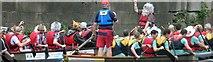 SE3032 : Leeds Waterfront festival #3 by Steve  Fareham