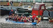 SE3032 : Leeds Waterfront festival #5 by Steve  Fareham