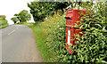 J1363 : Letter box near Aghalee by Albert Bridge