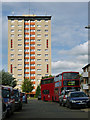 TQ5092 : Highfield Towers by Robin Webster
