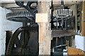 SJ5758 : Bunbury Mill - gearing by Chris Allen
