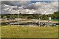 SD7604 : Ringley Fold Wastewater Treatment Plant by David Dixon