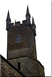 R3377 : Ennis - Friary Ruins - Four-cornered tower by Joseph Mischyshyn